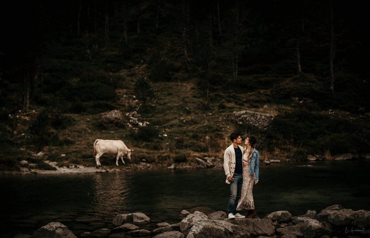 PHOTOGRAPHE COUPLE PYRÉNÉES